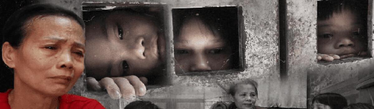 Cần giúp đỡ: Ám ảnh ánh mắt 3 đứa trẻ bị nhốt trong nhà, không có giấy khai sinh, muốn được đi học