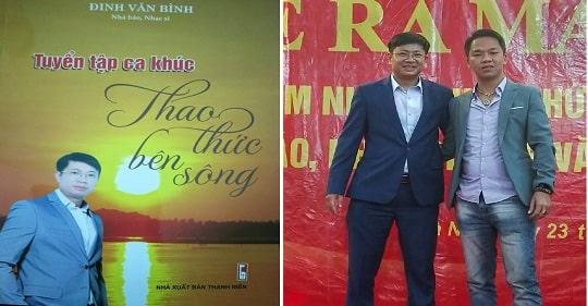 """Chiều qua, 23/01/2020, đã diễn ra Lễ ra mắt Tuyển tập âm nhạc """"Thao thức bên sông"""" của nhạc sỹ, nhà báo Đinh Văn Bình với 105 ca khúc"""